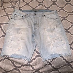 American Eagle Jean Shorts size 36